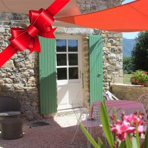 Idées cadeaux : séjours dans la Vallée de la Drôme