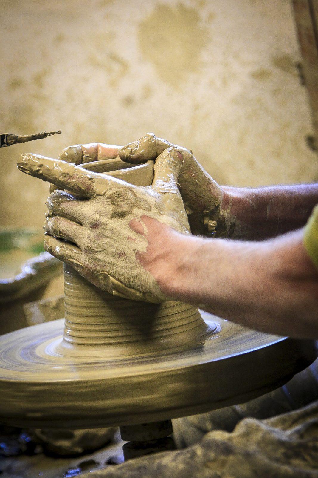 La Fabrique, poterie de Cliousclat