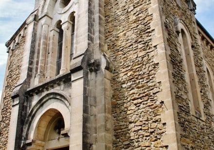 Eglise du bourg de Talon