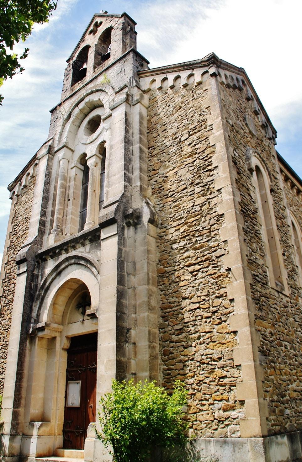 Eglise Bourg de Talon