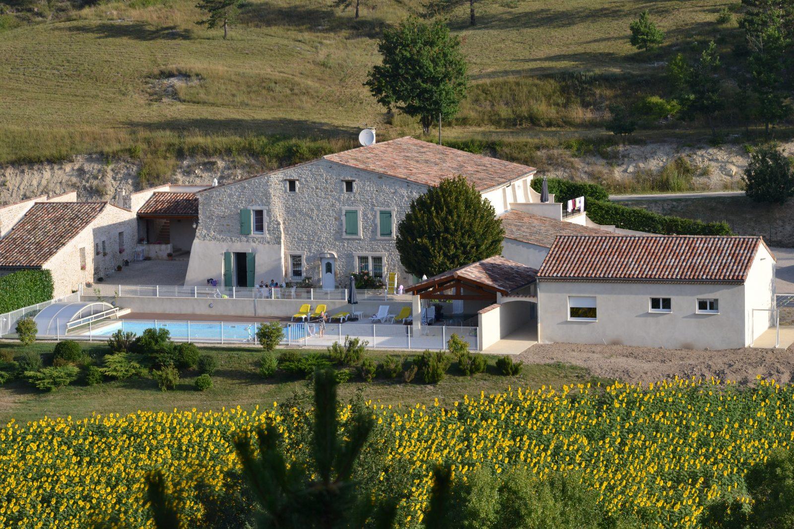Domaine Bellegarde – Hirondelles