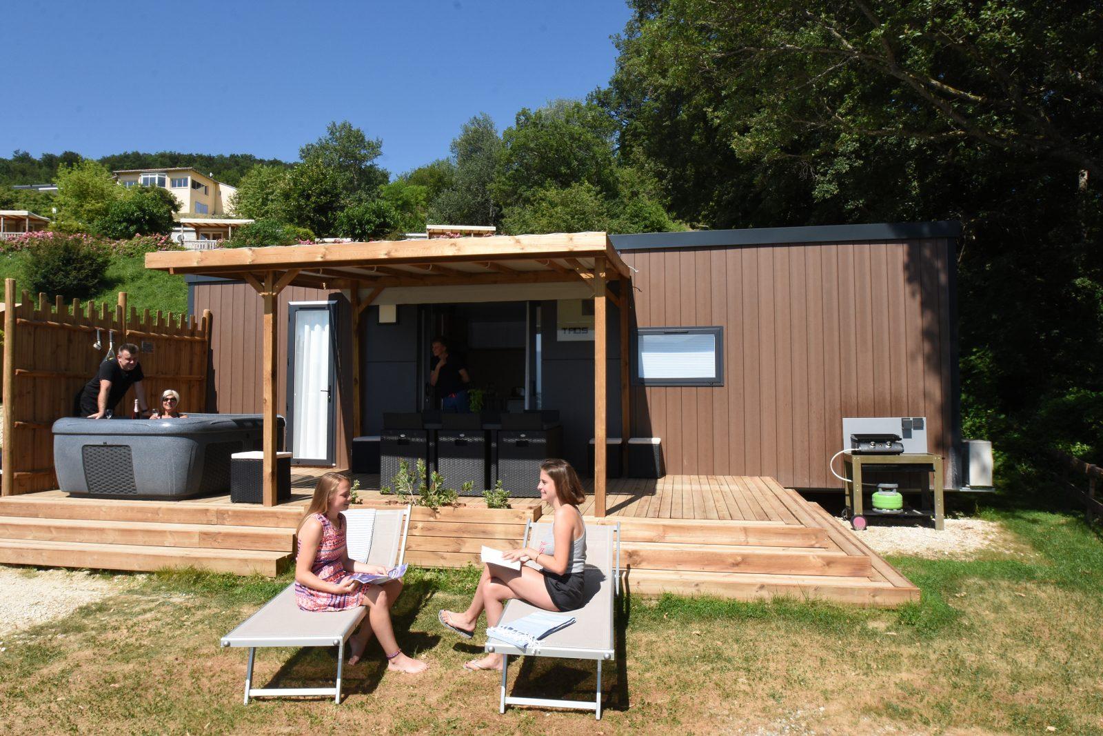 Camping Yelloh Village le Couspeau