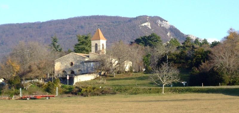 Eglise de plan de baix