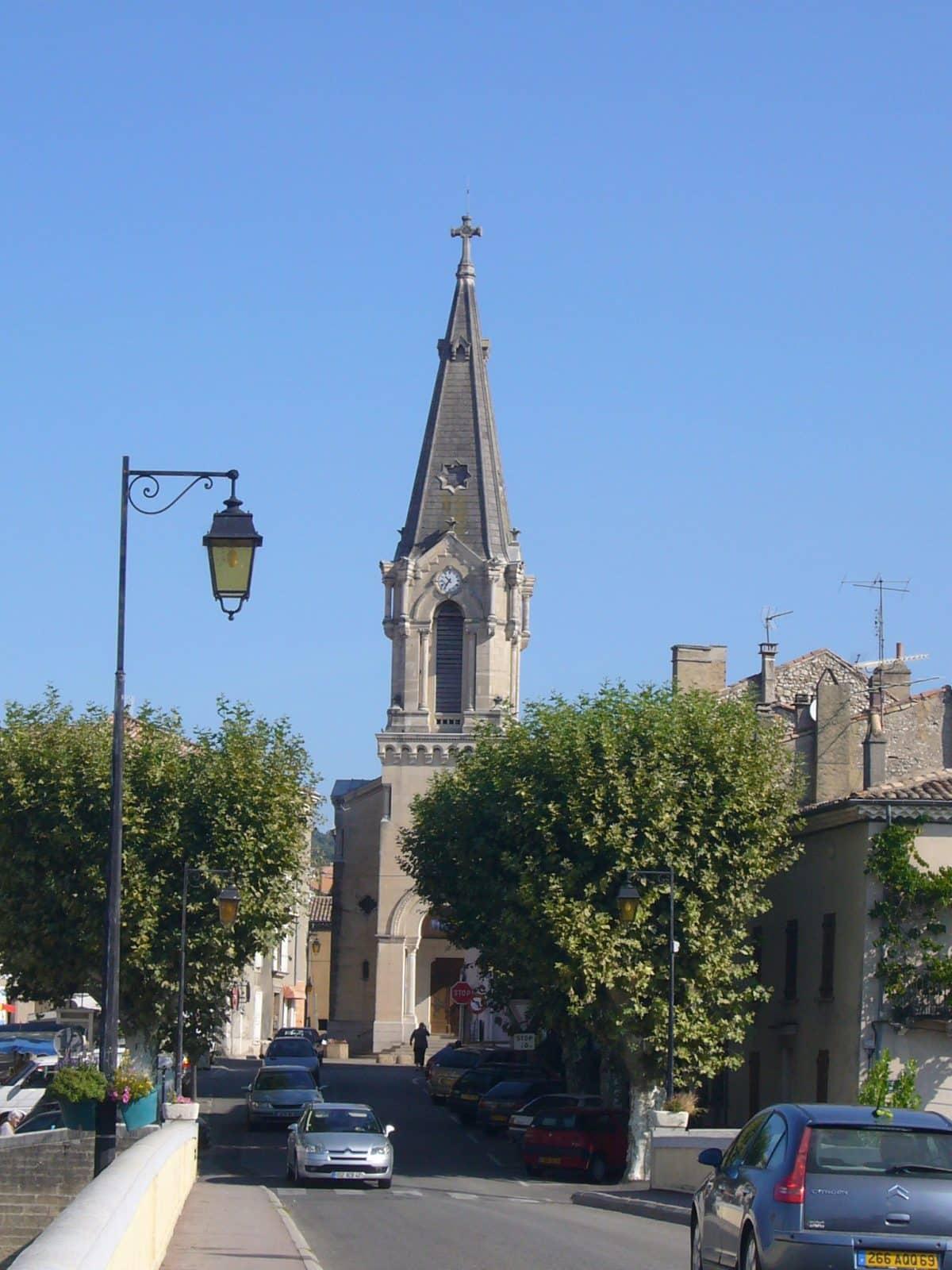 Eglise Aouste