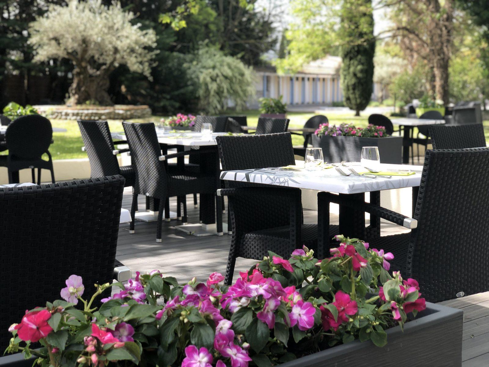 Hôtel restaurant spa les Oliviers