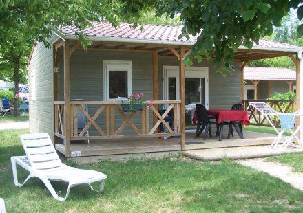Chalets à Gervanne Camping