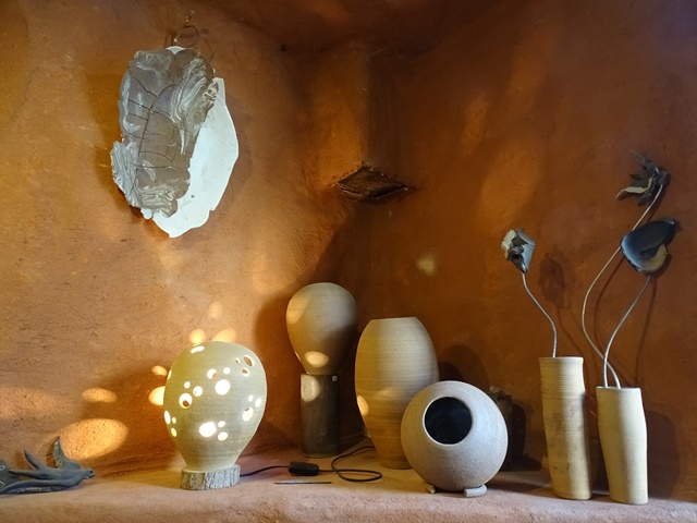 Vases et lampes