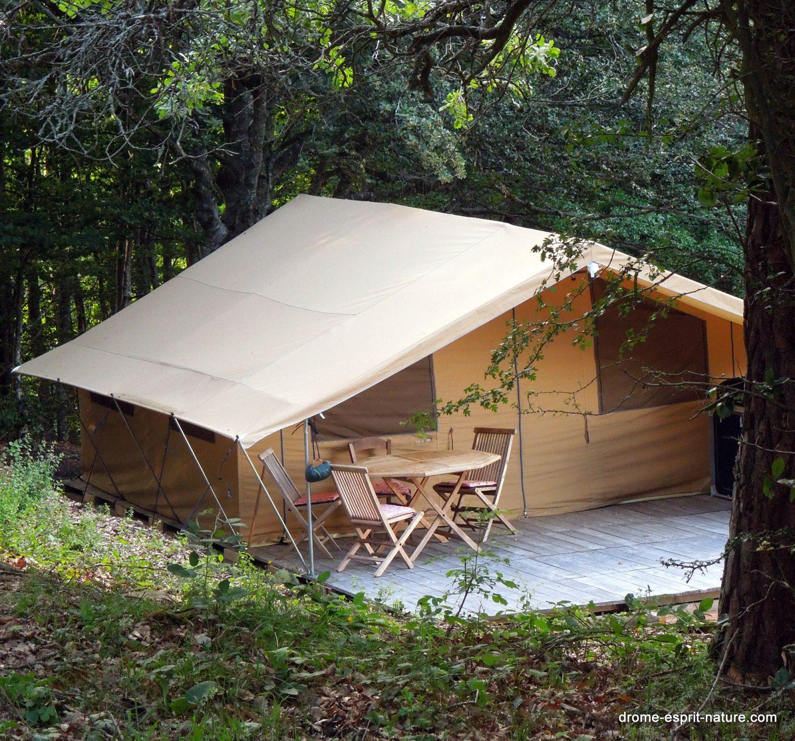 Camping Drôme Esprit Nature
