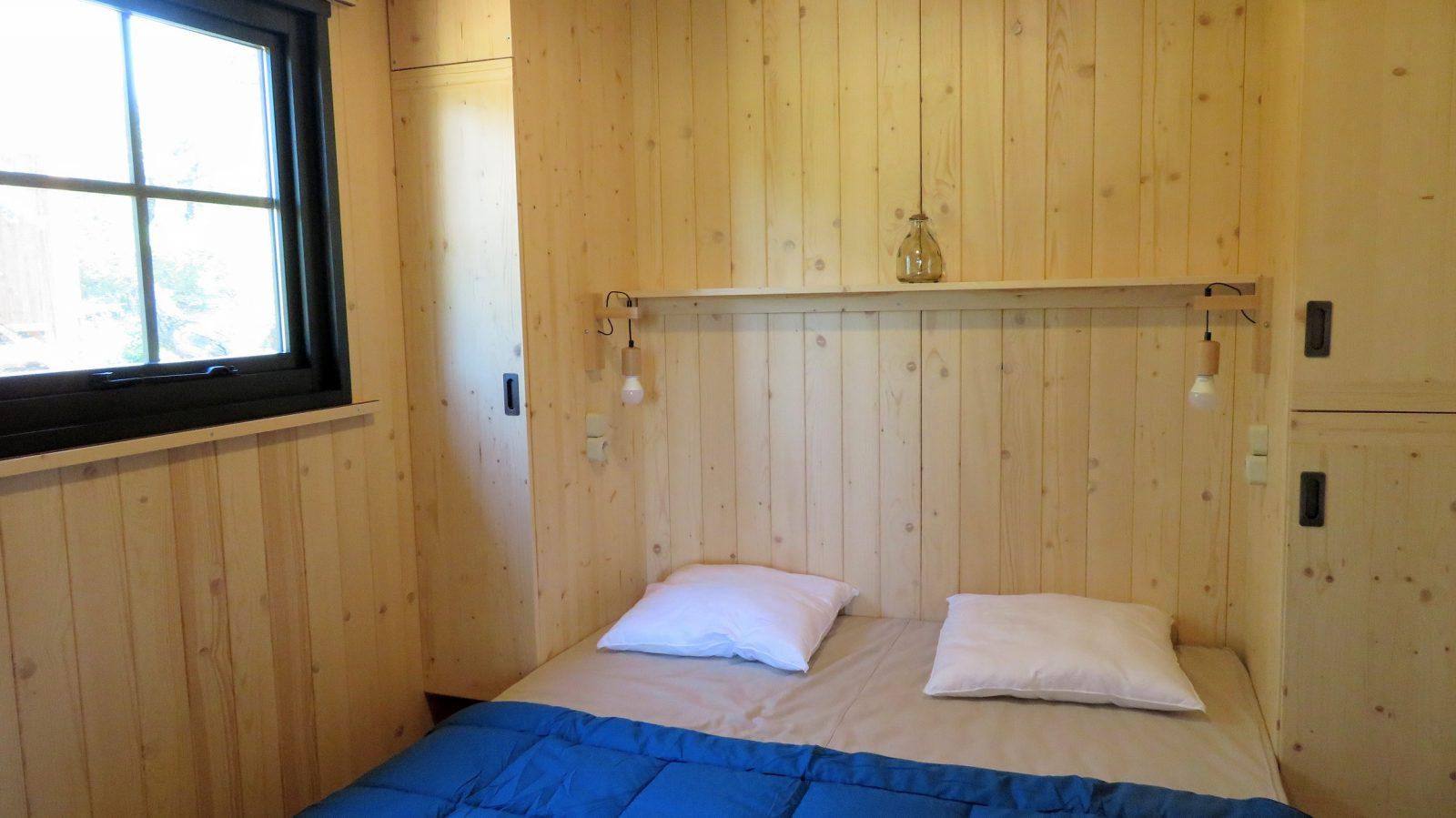 Cabane Cape Town chambre double