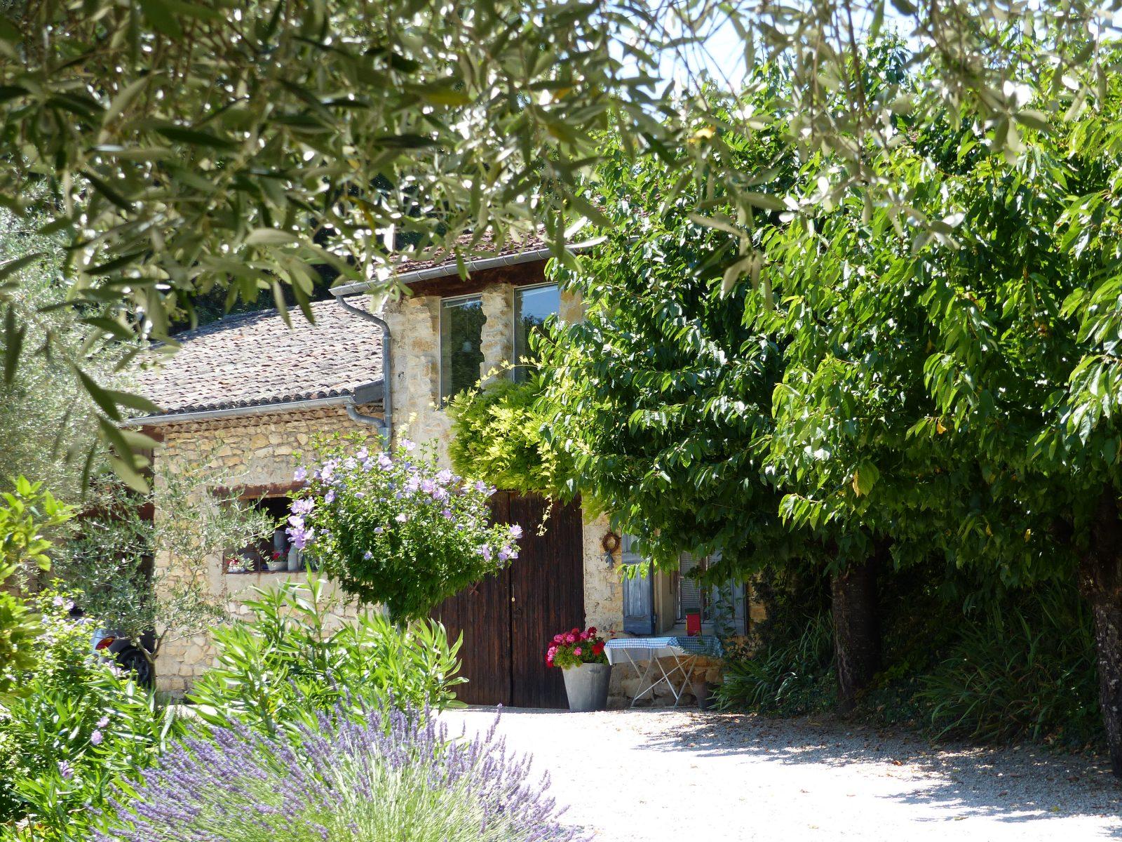 Espace vert Domaine de la Ruche Apis Mellifera