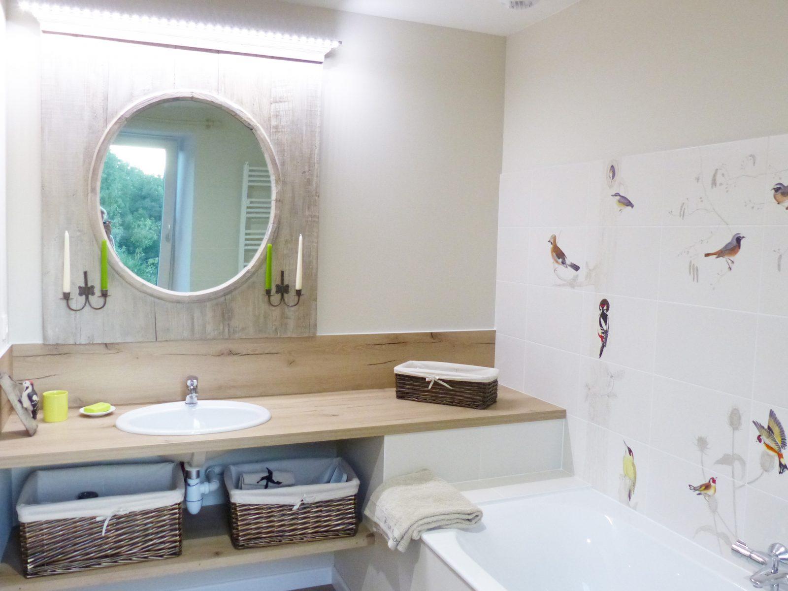 L'Amiradou – salle de bain Casseniou