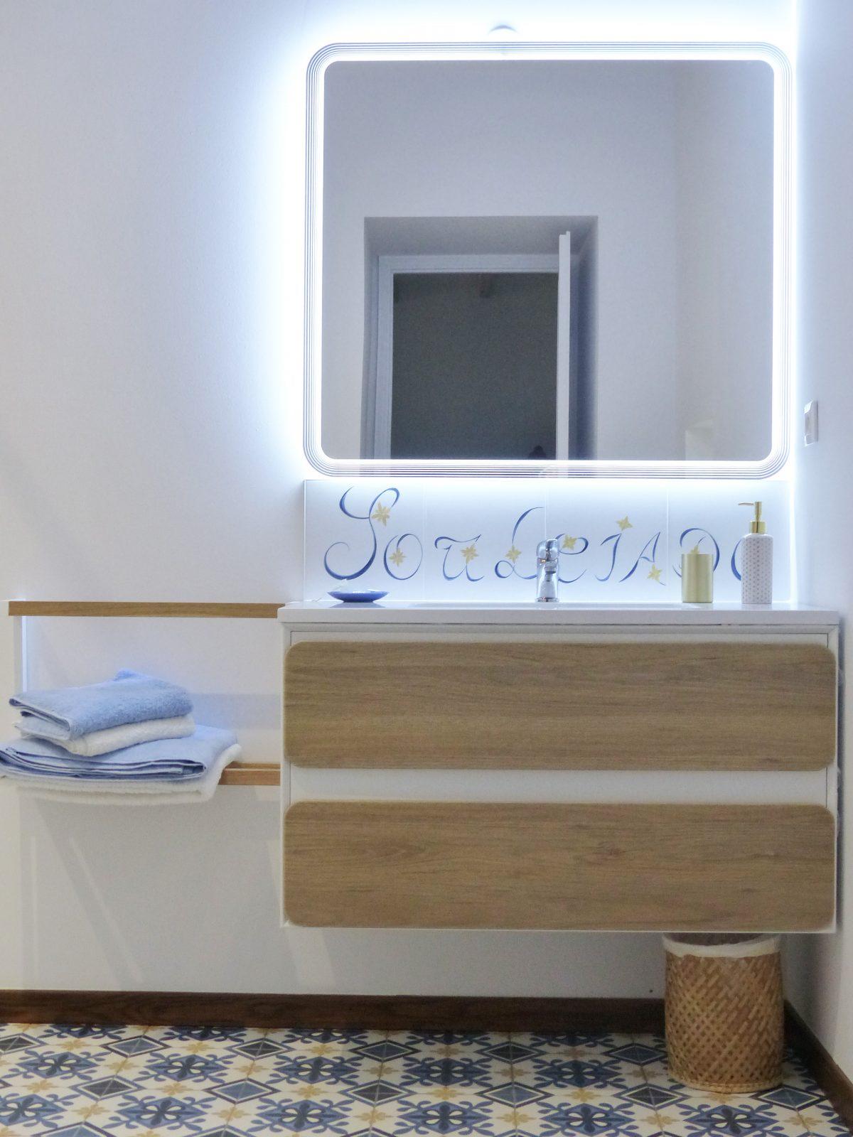 L'Amiradou – salle de bain Souleïado