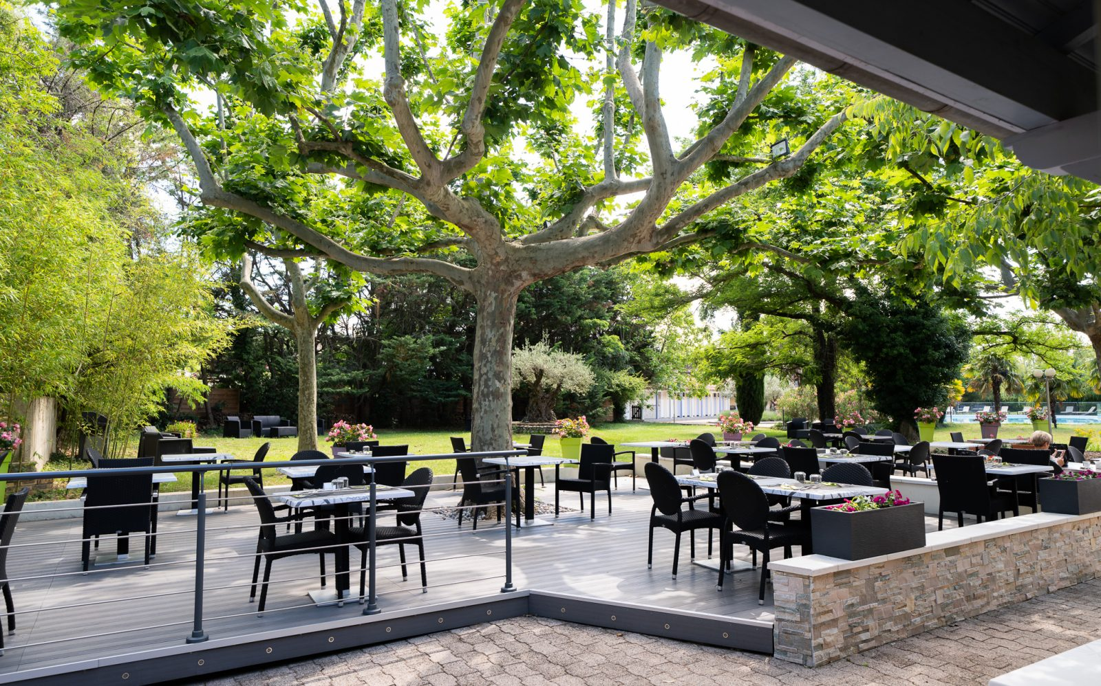 Hôtel-restaurant-spa les Oliviers