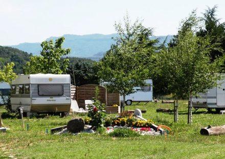 Camping à la Ferme l'Olivier