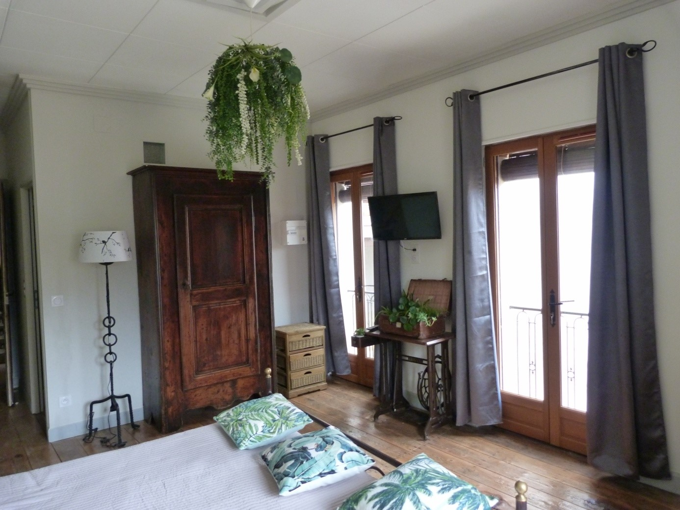 Chambre Végétale