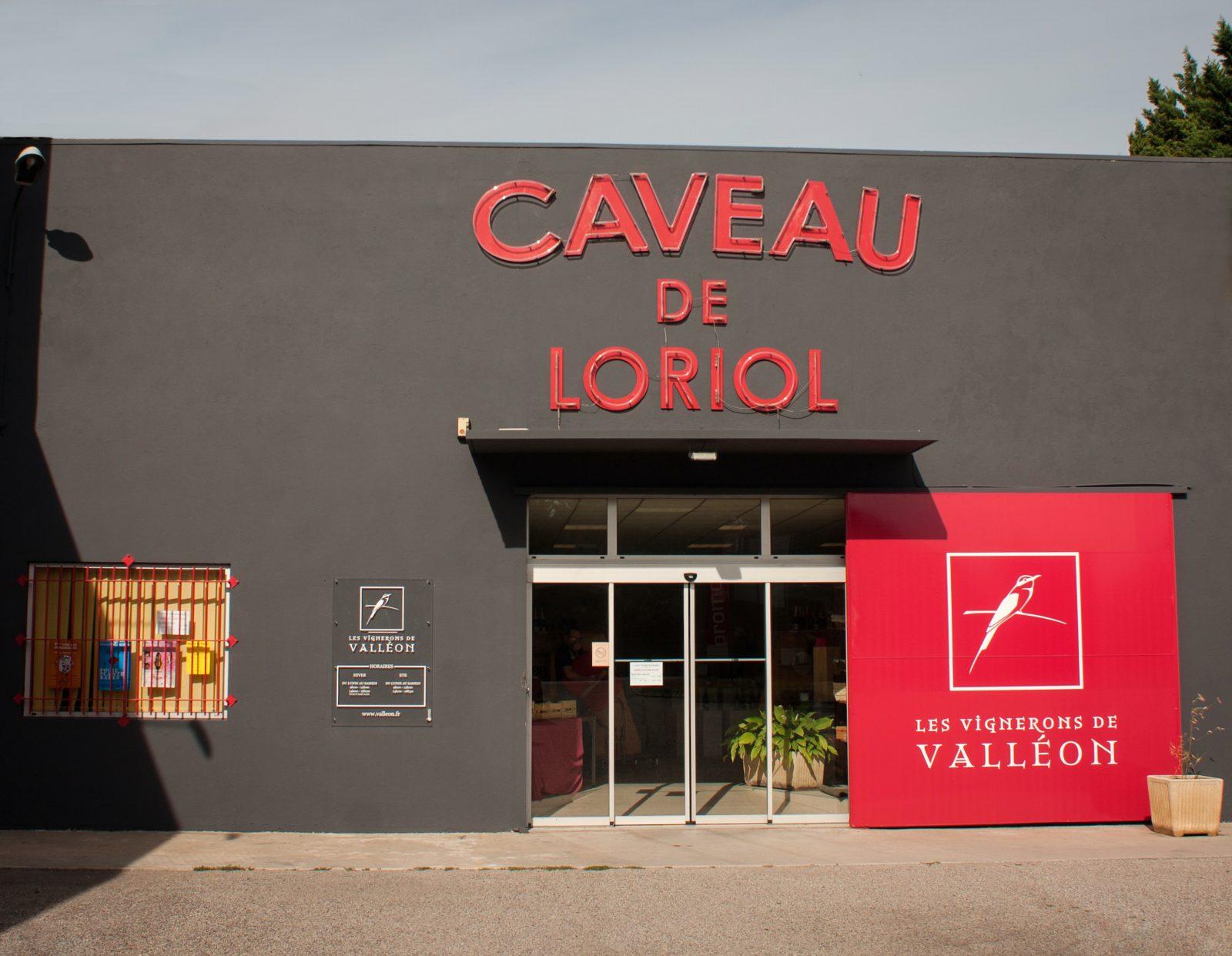 Vignerons Valléon
