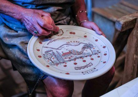 La Fabrique de poteries de Cliousclat