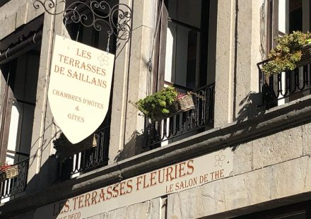 Les Terrasses de Saillans