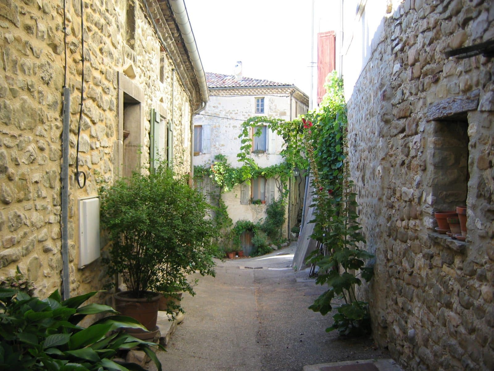 Rue de L'Oume
