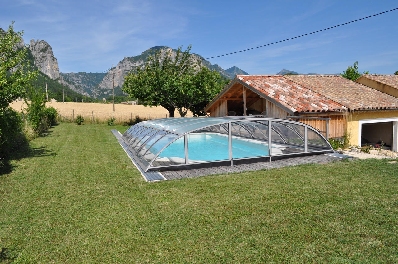 Photo principale piscine- Chez papa