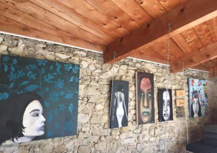 Galerie mas Redortier
