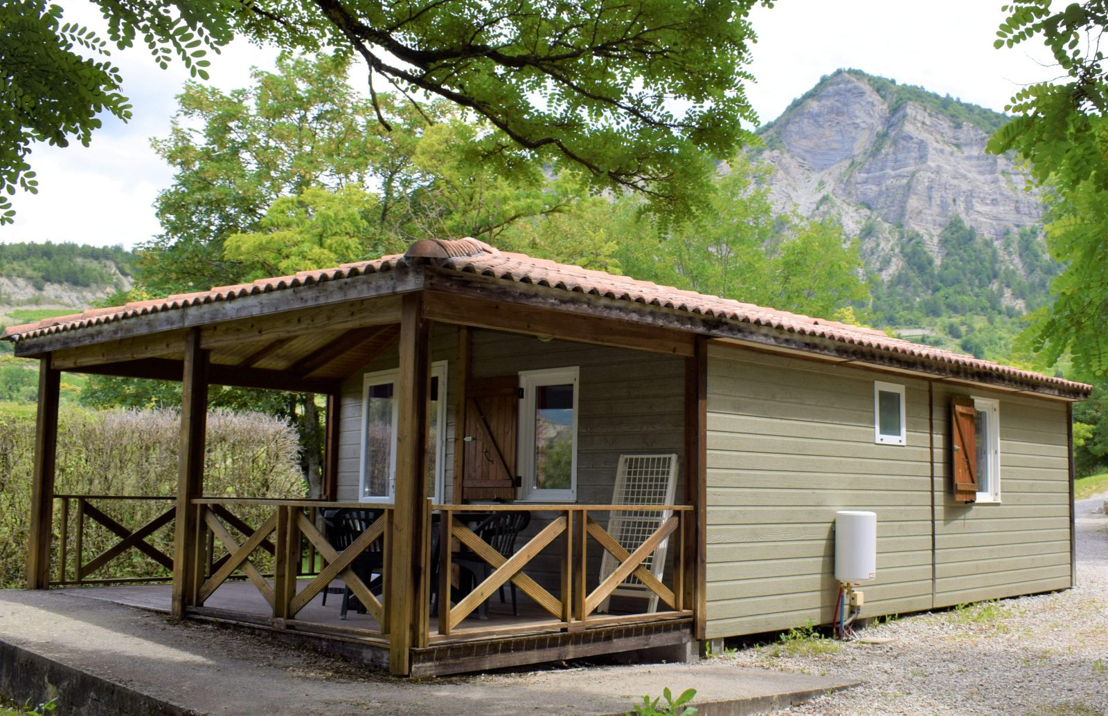 Camping la Colombe – chalet 1