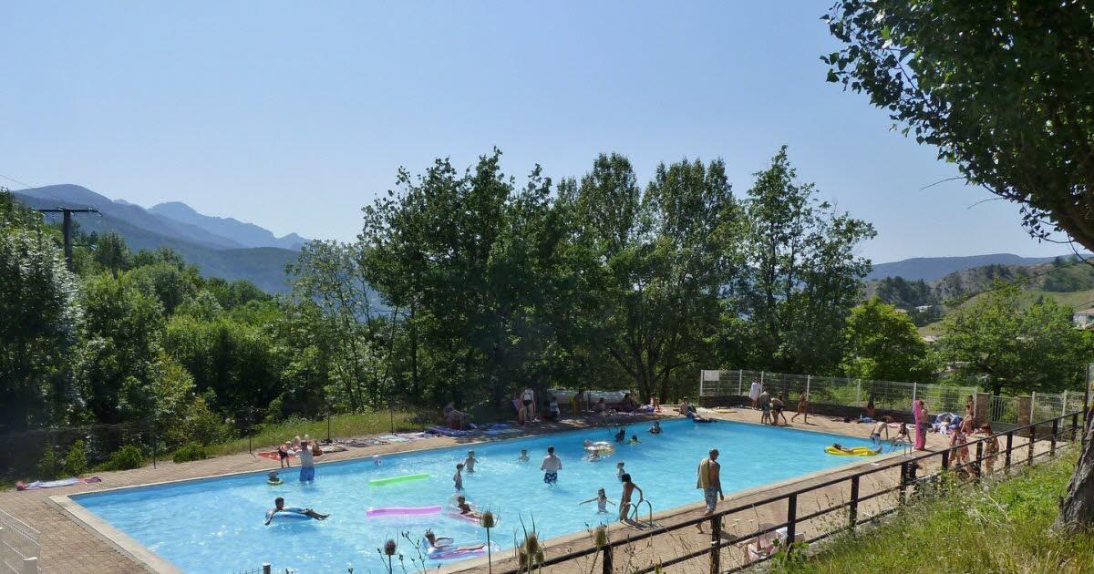 Camping la Colombe – piscine