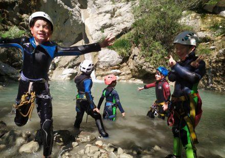 Destination aventure: escalade, canyoning, via ferrata